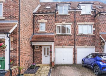 Thumbnail 4 bed town house for sale in Hazel Mews, Leeds