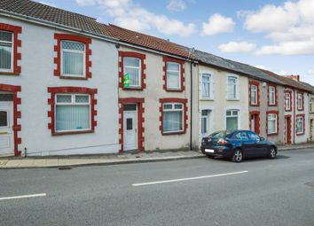 Thumbnail 2 bed terraced house for sale in West Avenue, Maesycwmmer, Hengoed