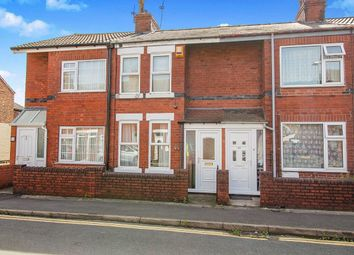 Thumbnail 2 bed terraced house for sale in Adeline Street, Goole
