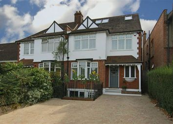 Thumbnail 5 bed semi-detached house for sale in Torrington Park, North Finchley, London