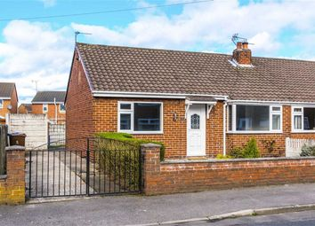Thumbnail 2 bed semi-detached bungalow for sale in Cedar Avenue, Hindley Green, Wigan, Lancashire