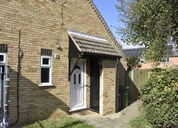 Thumbnail 1 bedroom property to rent in Swale Avenue, Gunthorpe, Peterborough