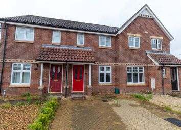 Thumbnail 2 bed terraced house for sale in Lodge Farm Drive, Old Catton, Norwich
