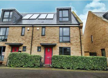 Thumbnail 4 bedroom semi-detached house for sale in Fen Street, Brooklands, Milton Keynes