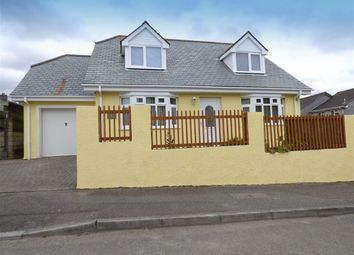Thumbnail 3 bed detached house to rent in Valley View, Cul-Rain, St Austell