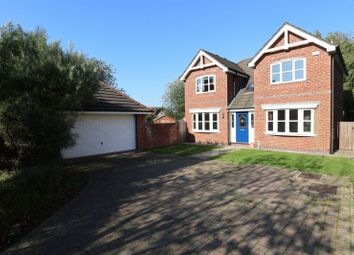 4 bed detached house for sale in Blackley Close, Macclesfield SK10
