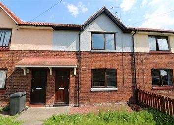 Thumbnail 2 bed terraced house for sale in Orton Road, Carlisle, Cumbria