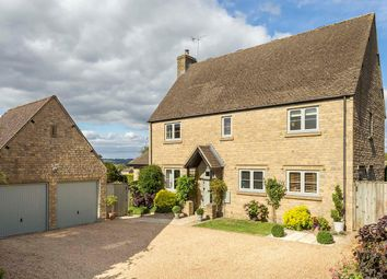 Thumbnail 4 bed detached house for sale in William Smith Close, Churchill, Chipping Norton, Oxfordshire