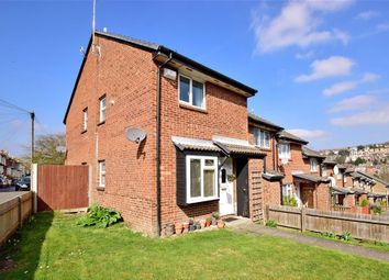Thumbnail 1 bed end terrace house for sale in Oliver Close, Chatham, Kent