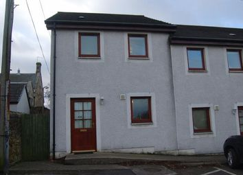 Thumbnail 2 bed end terrace house to rent in Newtoft Street, Edinburgh