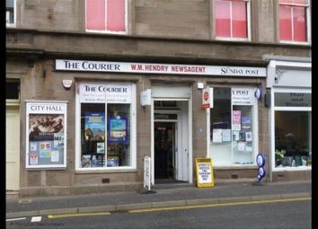 Thumbnail Retail premises for sale in Brechin, Angus