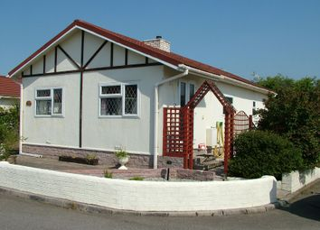 Thumbnail 2 bed mobile/park home for sale in Otterham Park, Nr Camelford