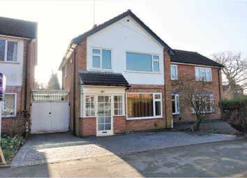 Thumbnail 3 bed semi-detached house for sale in Ribble Drive, Barrow Upon Soar
