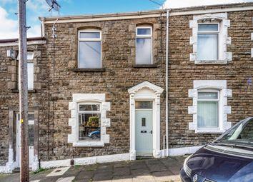Thumbnail 3 bed terraced house for sale in Stepney Street, Cwmbwrla, Swansea