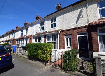 Thumbnail 3 bed terraced house to rent in Vincent Road, Norwich, Norfolk