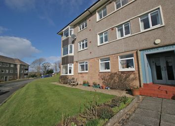 Thumbnail 3 bed flat for sale in Overton Court, West Kilbride