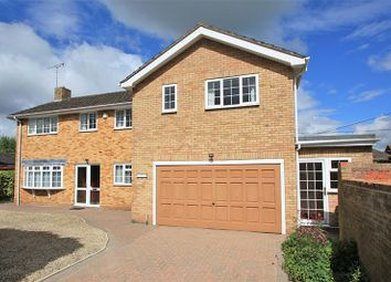 Thumbnail 6 bed detached house for sale in Thornhill Road, South Marston, Swindon