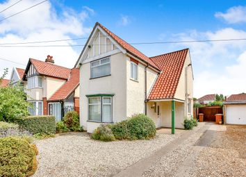 Thumbnail 2 bed detached house for sale in Cromer Road, Hellesdon, Norwich