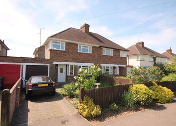 Thumbnail 4 bed semi-detached house for sale in Stagsden Road, Bedford