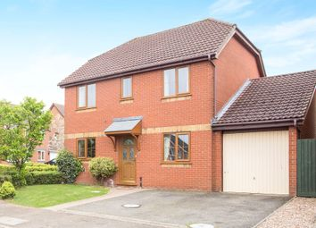 Thumbnail 4 bed detached house for sale in Row Hill, West Winch, King's Lynn