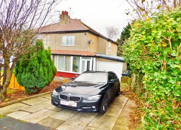 Thumbnail 3 bedroom semi-detached house for sale in High Park Grove, Bradford