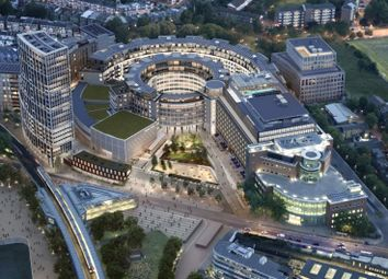 Thumbnail 1 bed flat for sale in The Crescent, Television Centre, 89 Wood Lane, London