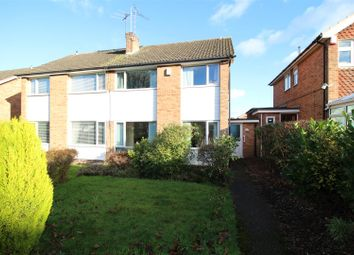 Thumbnail 3 bedroom property for sale in Medway Close, Chilwell, Nottingham