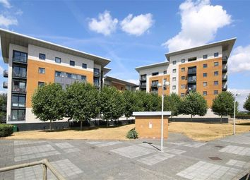 Thumbnail 2 bed flat for sale in Fishguard Way, Royal Docks, London