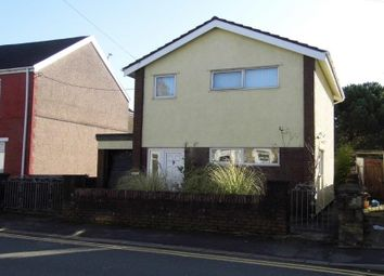 Thumbnail Detached house for sale in Pandy Road, Aberkenfig, Bridgend, Mid Glamorgan