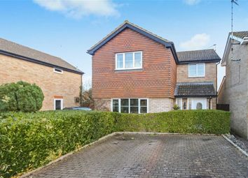 Thumbnail 4 bed detached house for sale in Hillyard Close, Grange Park, Wiltshire
