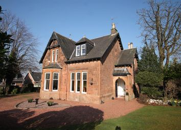Thumbnail 4 bed detached house for sale in Belmont Avenue, Uddingston, Glasgow