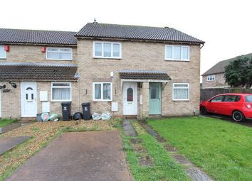 Thumbnail 2 bed terraced house for sale in Horwood Close, Splott -, Cardiff