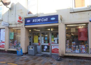 Thumbnail Retail premises for sale in Kilwinning, Ayrshire