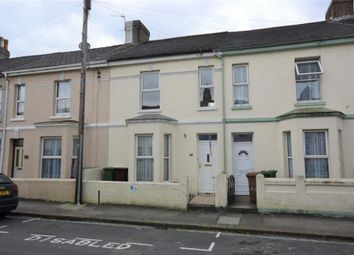 Thumbnail 3 bed terraced house to rent in Julian Street, Plymouth, Devon