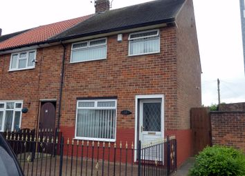 Thumbnail 3 bedroom end terrace house to rent in Bradford Avenue, Greatfield, Hull, East Riding Of Yorkshire