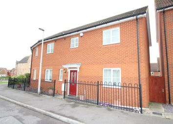 Thumbnail 4 bed end terrace house for sale in The Chimes, Rochester