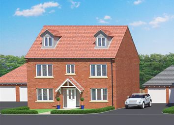 Thumbnail 5 bed detached house for sale in Hillcrest House Stroud Road, Gloucester