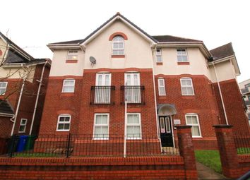 Thumbnail 2 bed flat to rent in Parrs Wood Road, Withington, Manchester
