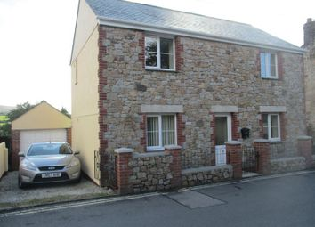 Thumbnail 3 bed detached house for sale in Churchtown Road, St. Stephen, St. Austell