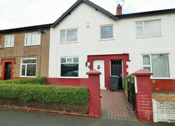 Thumbnail 3 bed terraced house to rent in Park Avenue, Preston, Lancashire