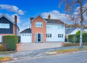 5 bed detached house to rent in Lodge Avenue, Elstree, Borehamwood WD6