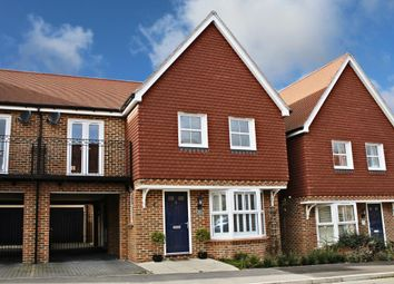 Thumbnail 4 bed link-detached house for sale in Eling Crescent, Sherfield-On-Loddon, Hook