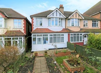 3 bed semi-detached house for sale in Reigate Avenue, Sutton SM1
