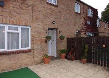 Thumbnail 3 bed terraced house for sale in Warneford Close, Toothill, Swindon, Wiltshire