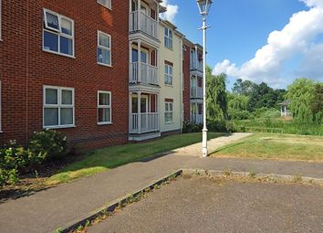 Thumbnail 1 bed flat to rent in Guillemot Way, Aylesbury, Buckinghamshire
