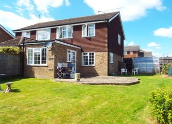 Thumbnail 3 bed property to rent in Ash Lodge Close, Ash, Aldershot