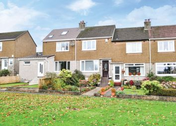 Thumbnail 2 bed terraced house for sale in Ledi Drive, Bearsden, East Dunbartonshire