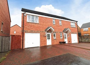 Thumbnail 3 bed property for sale in Hillhead Crescent, Paisley