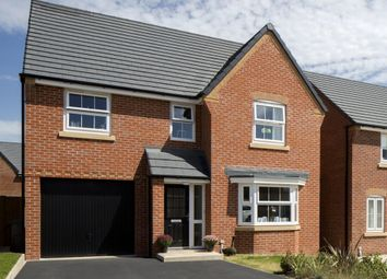 "Thumbnail 4 bed detached house for sale in ""Millford"" at Green Lane, Barnard Castle, Barnard Castle"