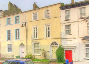 Thumbnail 5 bed terraced house for sale in Church Street, Caernarfon